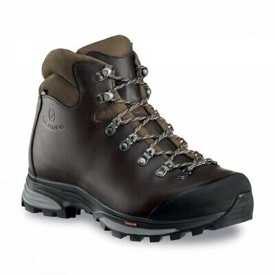 Scarpa Delta Mens Goretex Waterproof Leather Hiking Boots  - T MORO