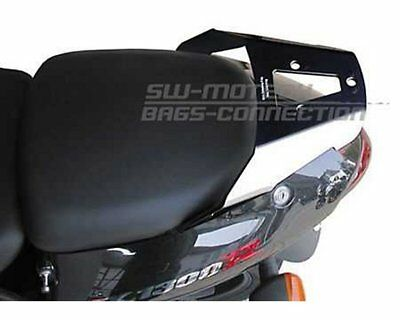 Porter SW Motech Alu Rack for Suzuki GSX-R1300 HAYABUSA, black