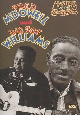 Big Joe Williams - Masters of the Country Blues [Video/DVD]