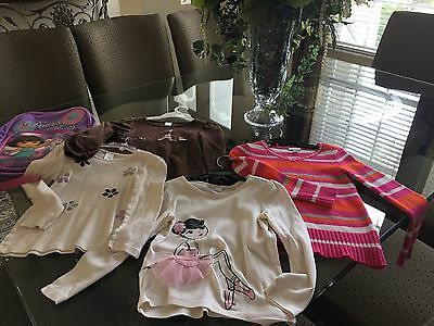 Lot Of Girls Cloths Gymboree Size 8