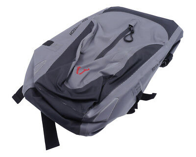 Rucksack Baracuda Tarpaulin motorcycle, Waterproof. Anthracite / Black. 30 l.