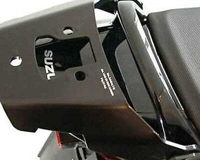 Porter Alu-Rack for Suzuki DL650 / 1000 V-Strom, KLV1000, black