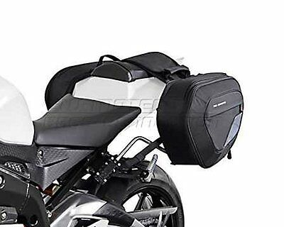 Saddlebag Set Blaze Sport 1680 ballistic nylon, BMW, 12-