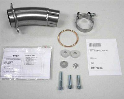 Adapter pipe exhaust IXIL for FZ 8, 10-, manifolds