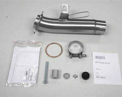 Adapter pipe exhaust IXIL for CB 500, 93-04, manifolds