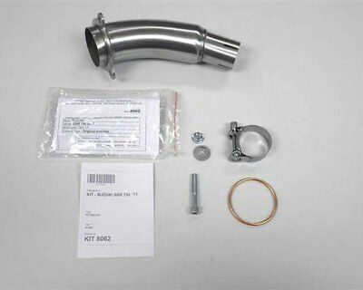 Adapter pipe exhaust IXIL for GSR 750, 11-, manifolds