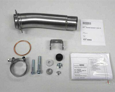 Adapter pipe exhaust IXIL GSF 1250 Bandit, 07-09, manifolds