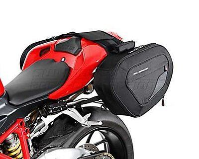 Saddlebags Set Sports. 1680 Ballistic Nylon. Ducati 1098