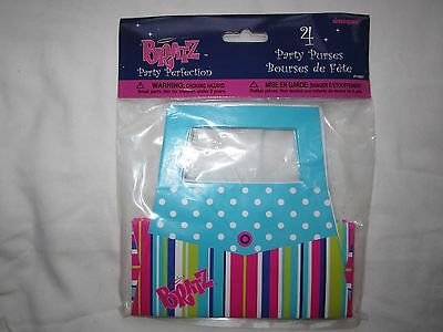Bratz Party Purses   Pack of 4   (Cardboard   Party)
