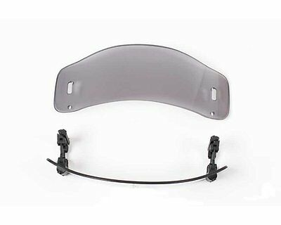 Disc MRA Vario touring screen attachment VTA type 1, 28/23 cm, clear, motorcycle