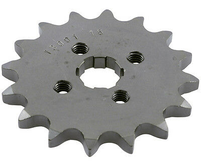 16 tooth sprocket steel 420 pitch (1 / 2x1 / 4) for Honda MSX 125 2013-2014