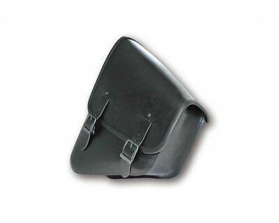 Saddlebag pannier left Motorcycle BIG SANTA FE, obliquely, 31x45x14 cm