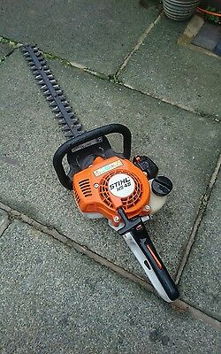 Stihl Hs45 Double Sided Hedge Cutter 2013