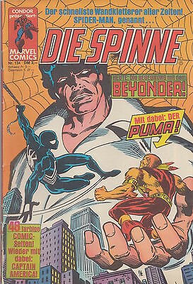 DIE SPINNE #134 - Spider-Man - Condor Comic