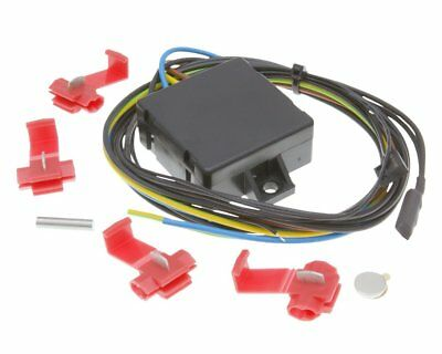 Overspeed solenoid switch for 2-stroke scooters