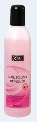 Nail Polish Remover Professional ACETONE FREE Varnish Cleaner Conditioner 250ml
