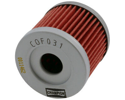 Oil Filter Champion C0F031 (X 327) for Hyosung GD 250 i 2014-2014