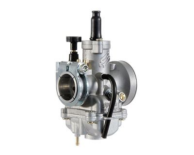 Carburetor POLINI CP 17,5mm with clamping flange and Hebelchoke