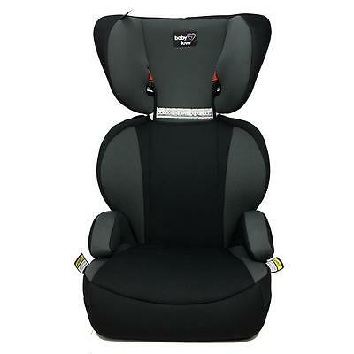 Baby Love Ezy Fit II™ Booster Seat - Black