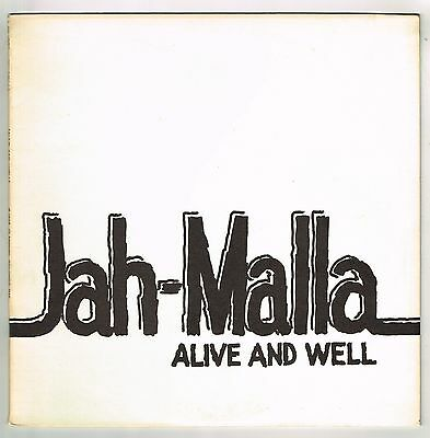 clappers LP : JAH-MALLA-alive & well   (hear)      roots reggae