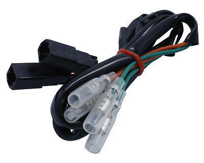 Adapter cables for Mini-indicator, adapts to diverse DUCATI models, couple