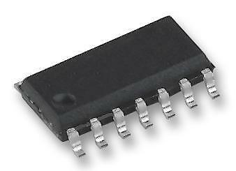 IC's - Amplifiers - AMP QUAD 7MHZ RRI/O 6134 SOIC14