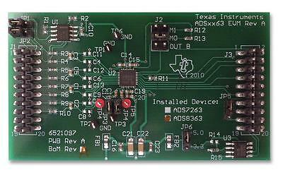 Data Conversion Development Kits - ADS8363 ADC EVALUATION MODULE