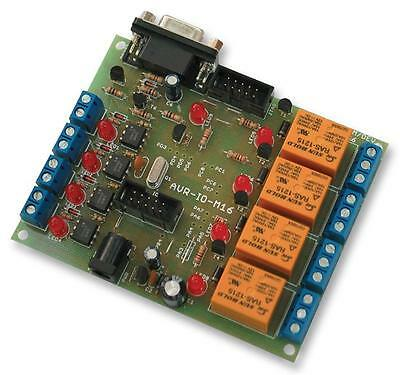 MCU/MPU/DSC/DSP/FPGA Development Kits - ATMEGA16 AUTOMATION DEV BOARD