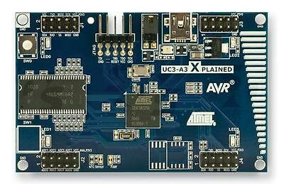 MCU/MPU/DSC/DSP/FPGA Development Kits - AT32UC3A3256 USB I/F EVAL KIT
