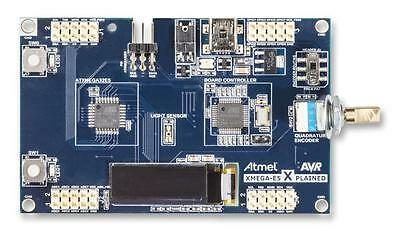 MCU/MPU/DSC/DSP/FPGA Development Kits - ATXMEGA32E XPLD OLED DISPLAY DEV KIT