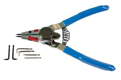 Tools - Pliers - CIRCLIP PLIER QUICK CHANGE 48MM 4 TIP