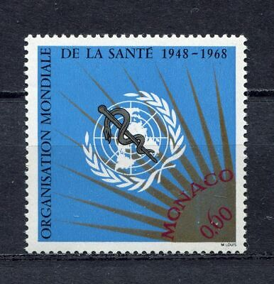 s12374) MONACO MNH** 1968, 20 years WHO 1v