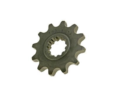 Chain Pinion front 12Z 420 - Generic Trigger SM 50 AM6