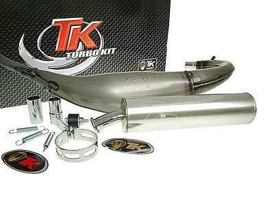 Exhaust TURBO KIT Road R for RIEJU RS2