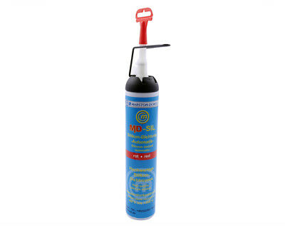 Silicone sealant from MD red 200ml