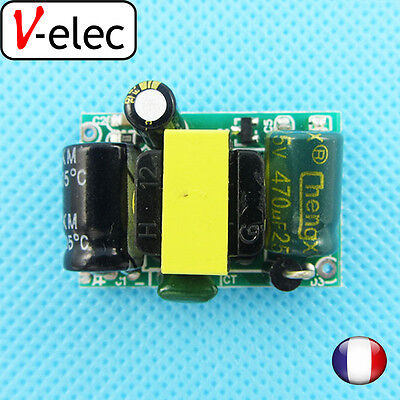 1136# 5V700mA (3.5W) isolated switch power supply module AC-DC buck step-down