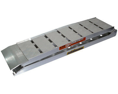Ramp to 600kg, Alu HEAVY DUTY for heavy motorcycles or ATV, foldable
