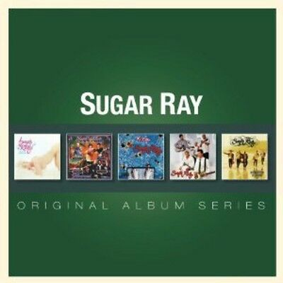 Sugar Ray - Original Album Series [New CD] Holland - Import