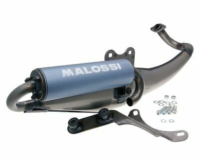 Exhaust Malossi Flip E-marked for Vespa ET2 50 00- ZAPC381
