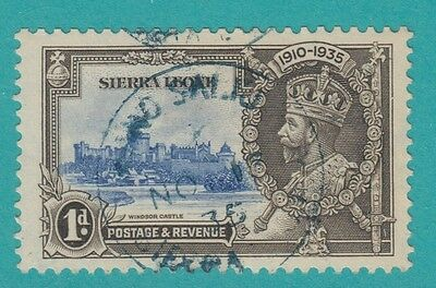 Sierra Leone 166 Great Cancel    No Faults Extra Fine !