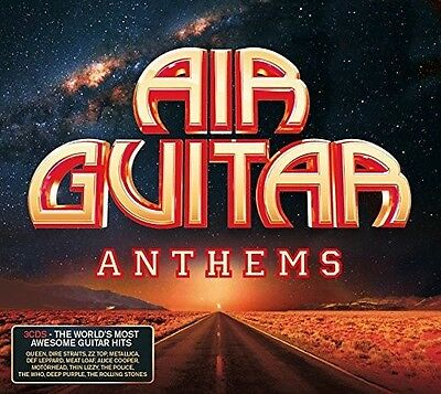 Various Artists - Air Guitar Anthems [New CD] UK - Import