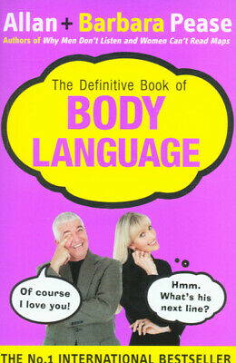 The definitive book of body language by Allan Pease (Paperback)