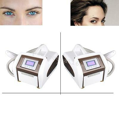 Q-Switched Nd-Yag Laser Tattoo EyeLine Eyebrow Removal Portable Machine