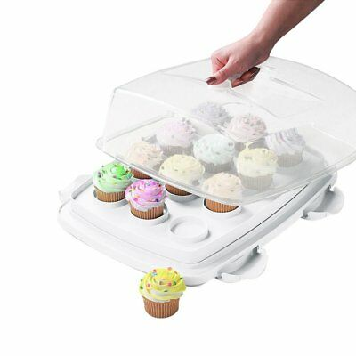 NEW Wilton 3 in 1 Cake Caddy