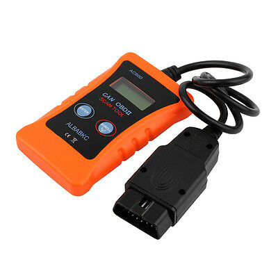 Universal AC600 LCD OBD2 CAN BUS Car Fault Diagnostic Scanner Code Reader OP