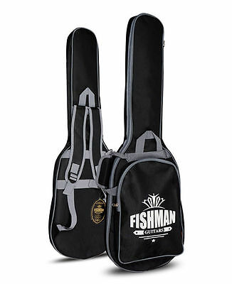 Thick Padded Electric Guitar Gig Bag Soft Case Backpack Pocket Side Portable New
