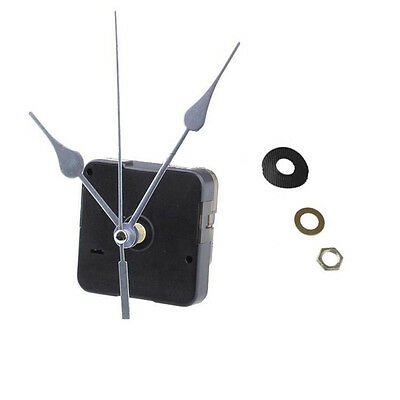 Quartz clock movement With hands sweep mechanism (non ticking) NO battery Power