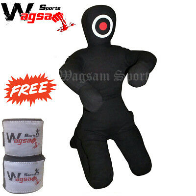 Grappling Dummy BJJ MMA Judo Punch Bags Boxing Martial Arts Training 6ft