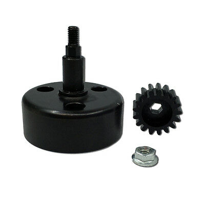 Alloy Clutch Bell Upgrade Set For 1/5 RC Hpi Baja 5B 5T 5SC