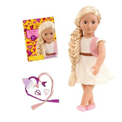 Our Generation Doll 18 inch Phoebe Blonde Hair Play Doll